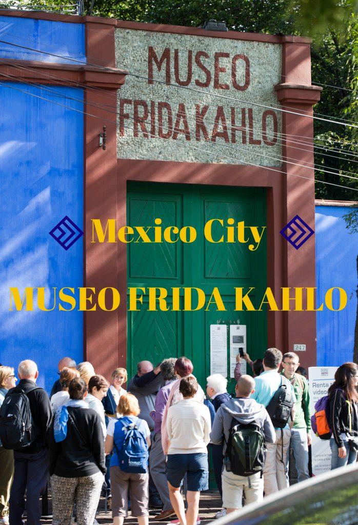 Museum Frida Kahlo besuchen - frühstück bei Emma unterwegs in Mexico