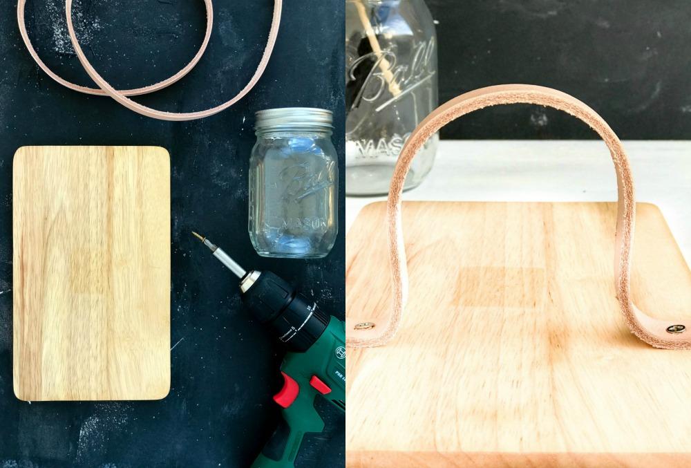 Stifte hübsch aufgeräumt - ein DIY Projekt von Frühstück bei Emma mit Gläsern von Mason Ball
