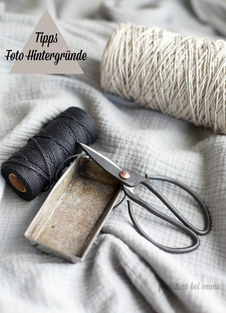 Foto Hintergründe Tipps - Frühstück bei Emma Passion Friday Fotografie - Textilien