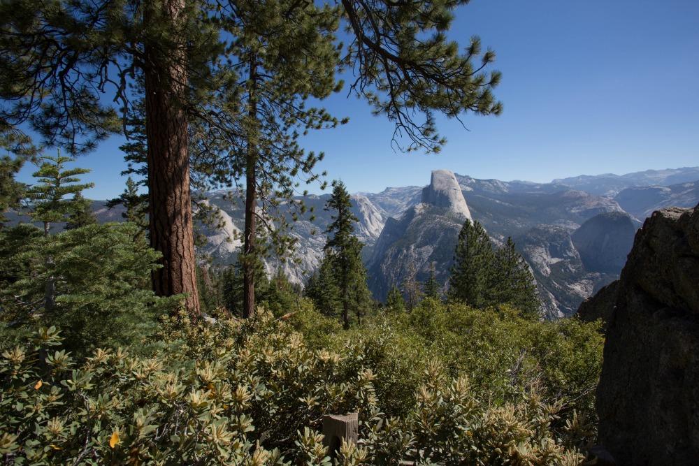 Tell a Story #5 zu Fuß unterwegs Frühstück bei Emma im Yosemite Park