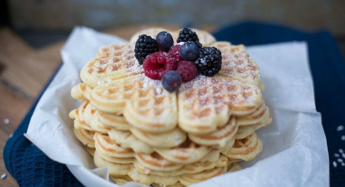 Passion Friday Food – Waffelrezept