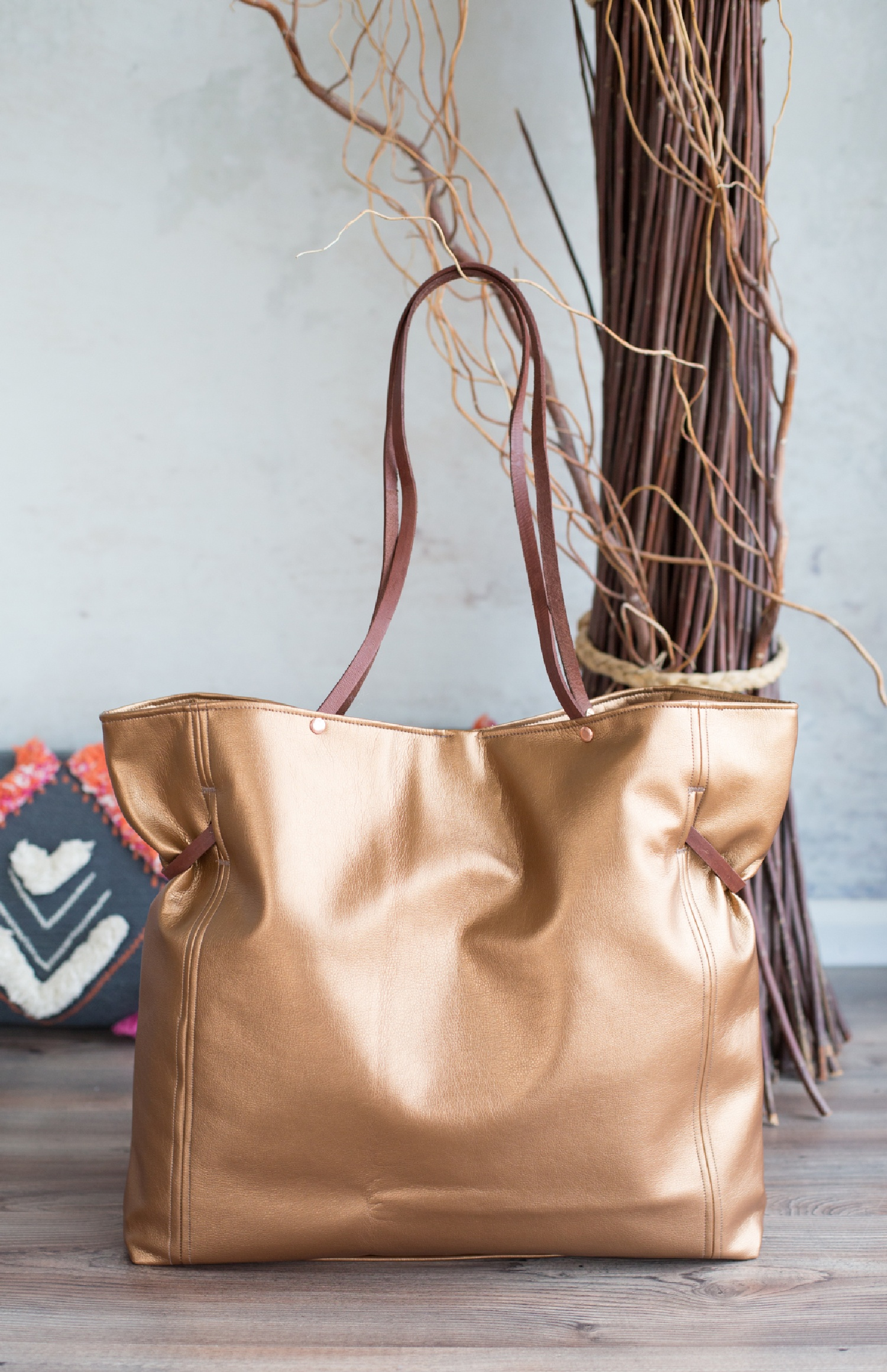 Die CarryBag aus der Taschenspieler 4 macht richtig was her durch die originelle Trägerlösung
