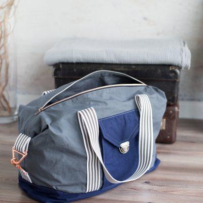 Jetset Tasche – Finale Taschenspieler 4 Sew Along