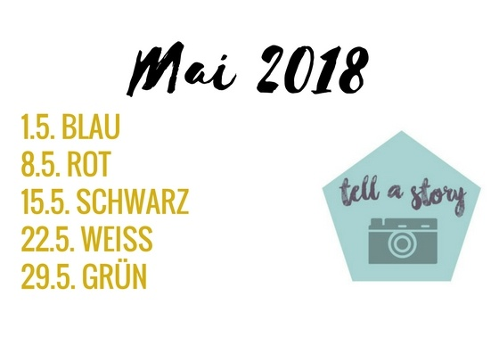 Tell a Story Mai 2018