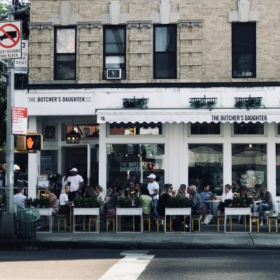 Tell a Story # 22 – Frühstück in New York