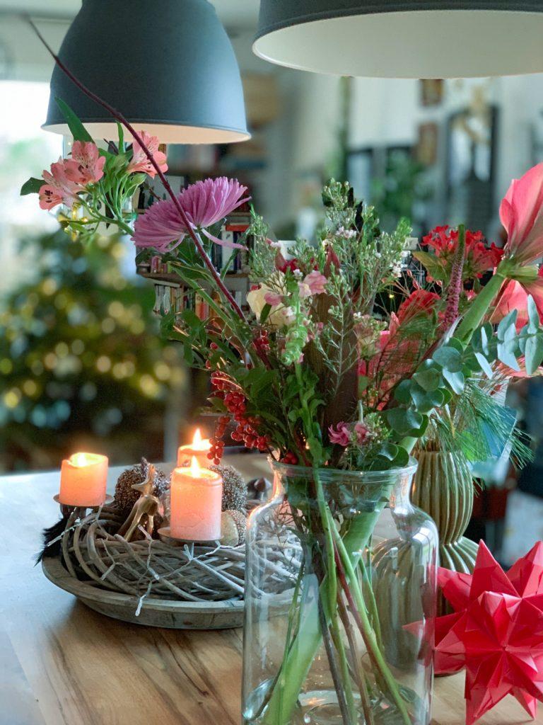 Fünf Fragen am Fünften Januar 2019 - mein Blumenabo