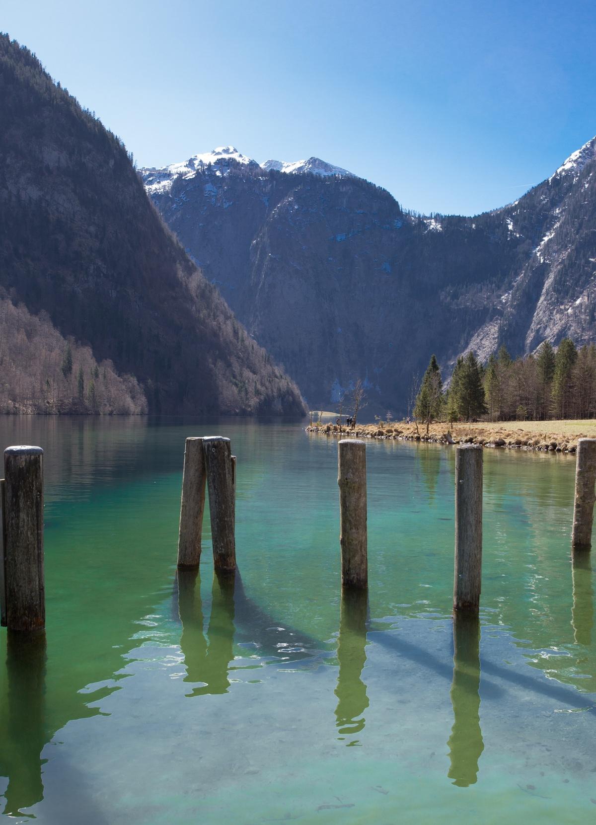 Fünf Fragen am Fünften Februar 2019 frühstück bei Emma Ausflug an den Königssee in Bayern