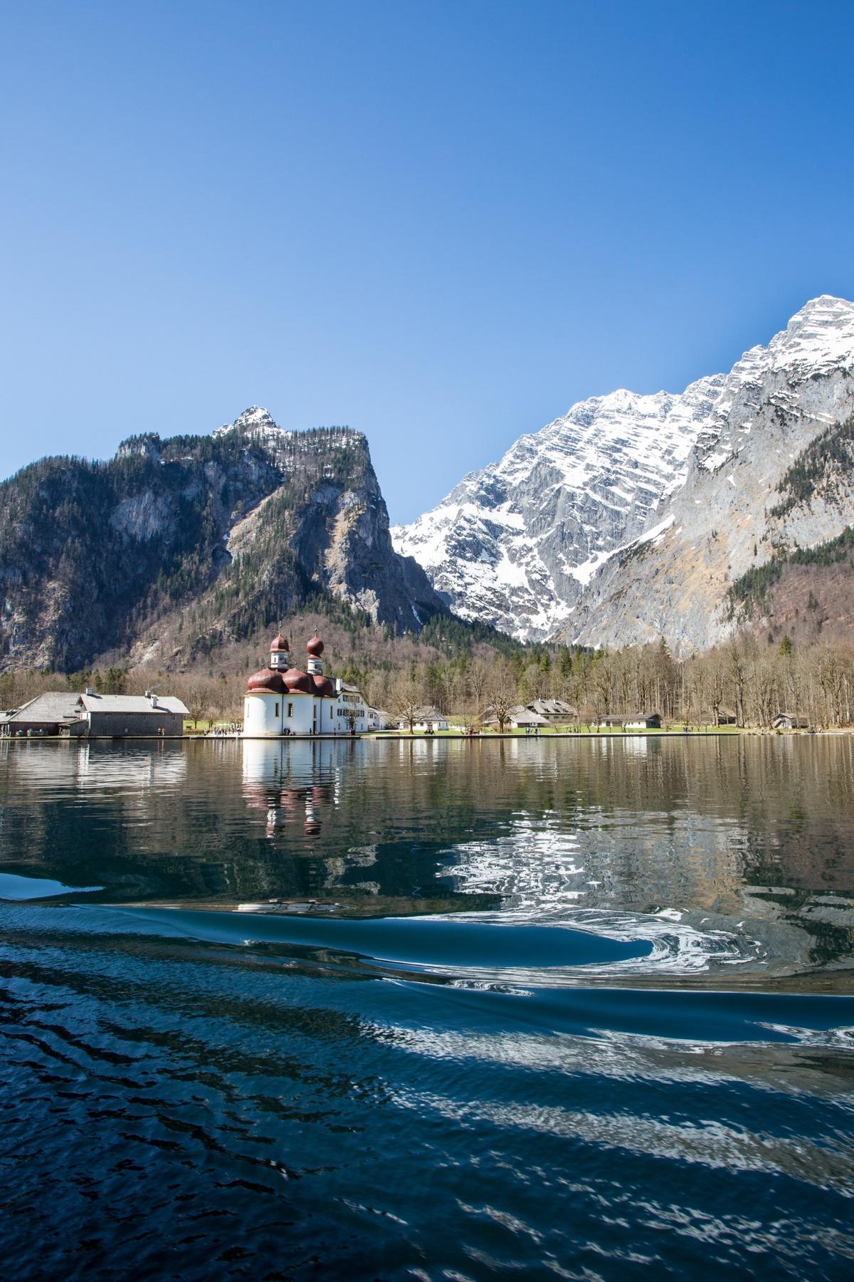 Fünf Fragen am Fünften im Februar 2019 - Spontaner Ausflug an den Königssee in Bayern