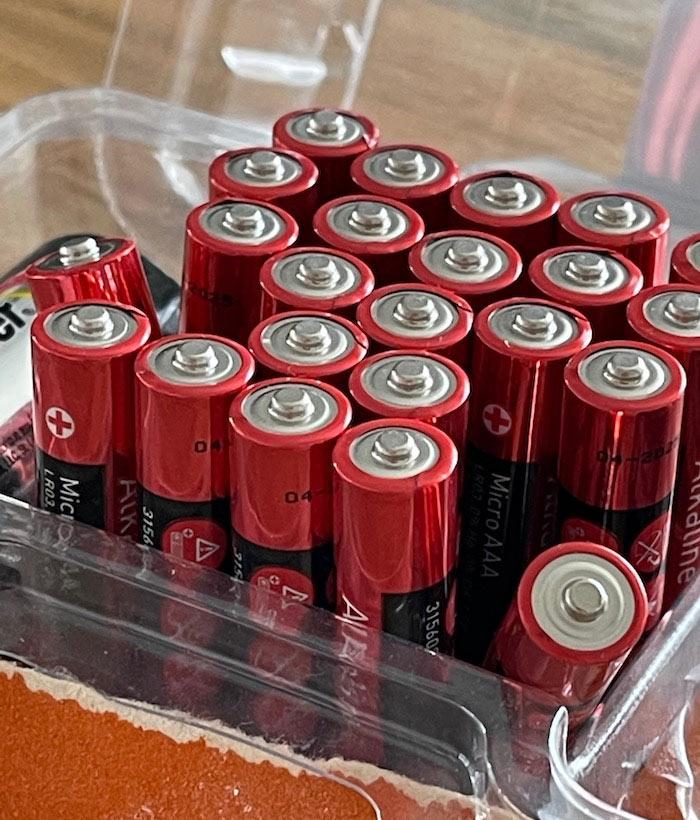 Batterie Akku und co
